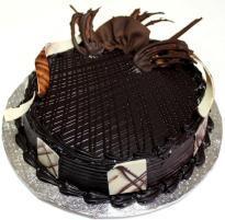 Chef Bakers Dark Royale Sugar free cake