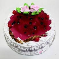 Chef Baker's Blueberry Cake (Eggless)
