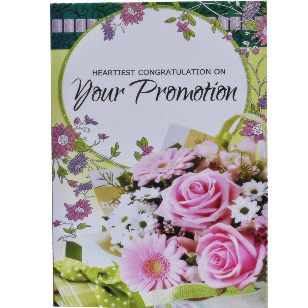 Heartiest Congratulations On Promotion Messages V Vp 2018